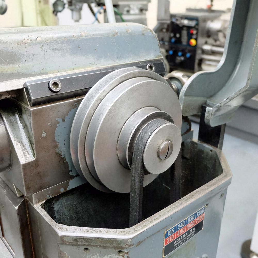 Aciera F3: Horizontal Milling Machine. - Image 9 of 10