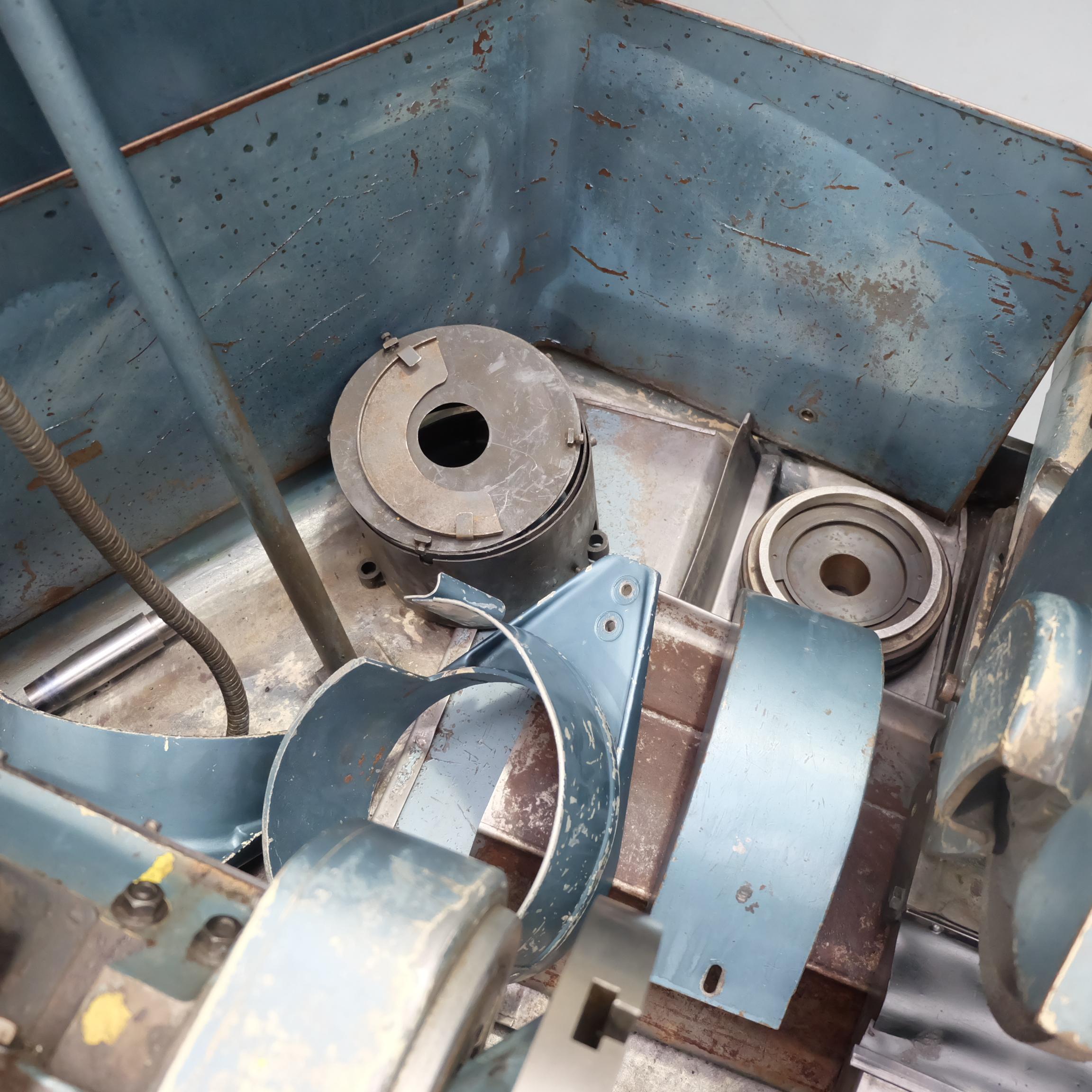 "Jones & Shipman Type 1311 Universal Cylindrical Grinder. 24"" x 10"" Capacity - Image 8 of 11"