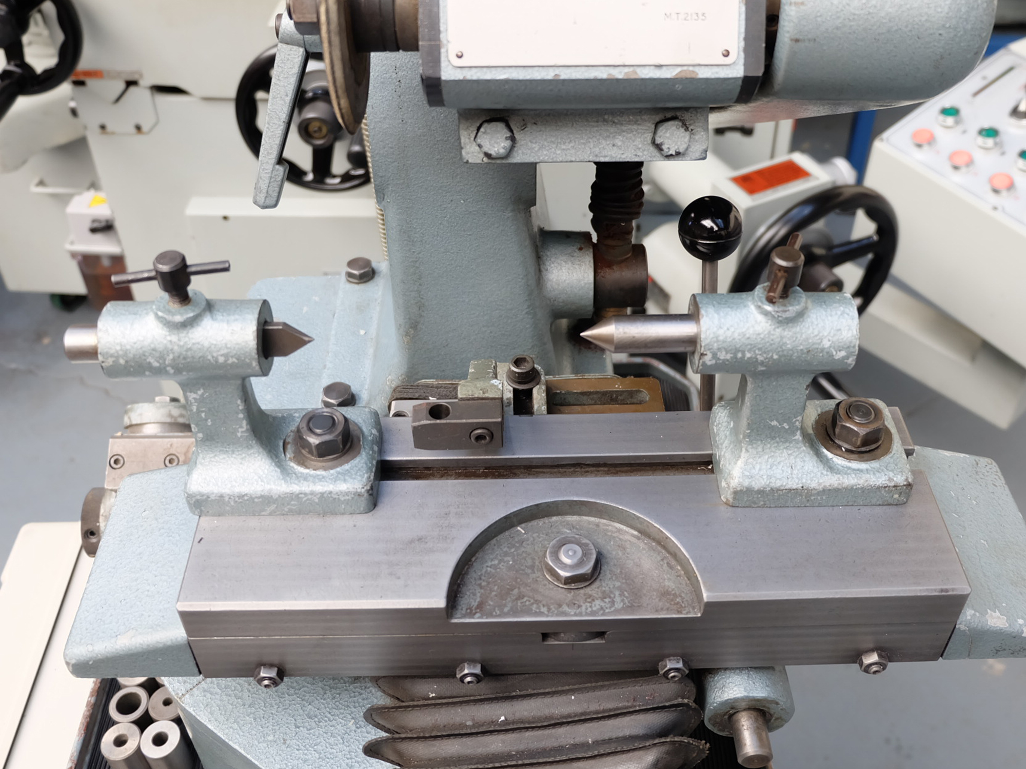 """Clarkson MKII Tool & Cutter Grinder. Capacity 12"""" x 6"""" Diameter. - Image 4 of 6"""