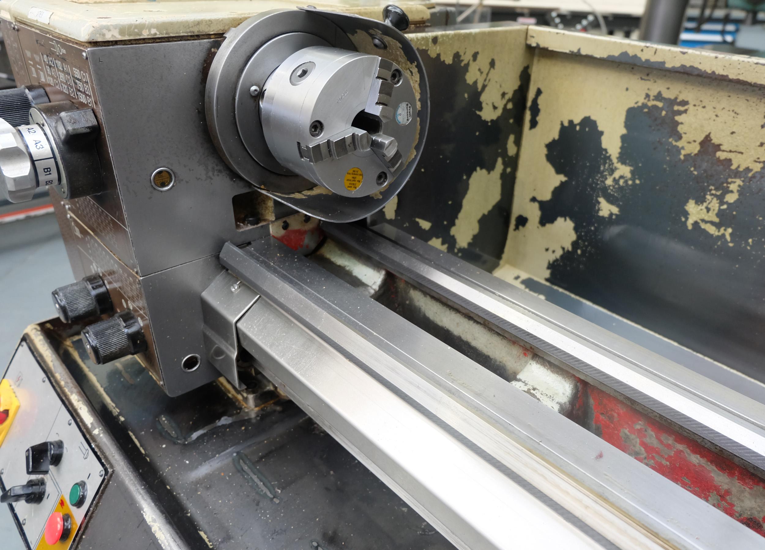 Harrison M250 Toolroom Centre Lathe. - Image 3 of 15