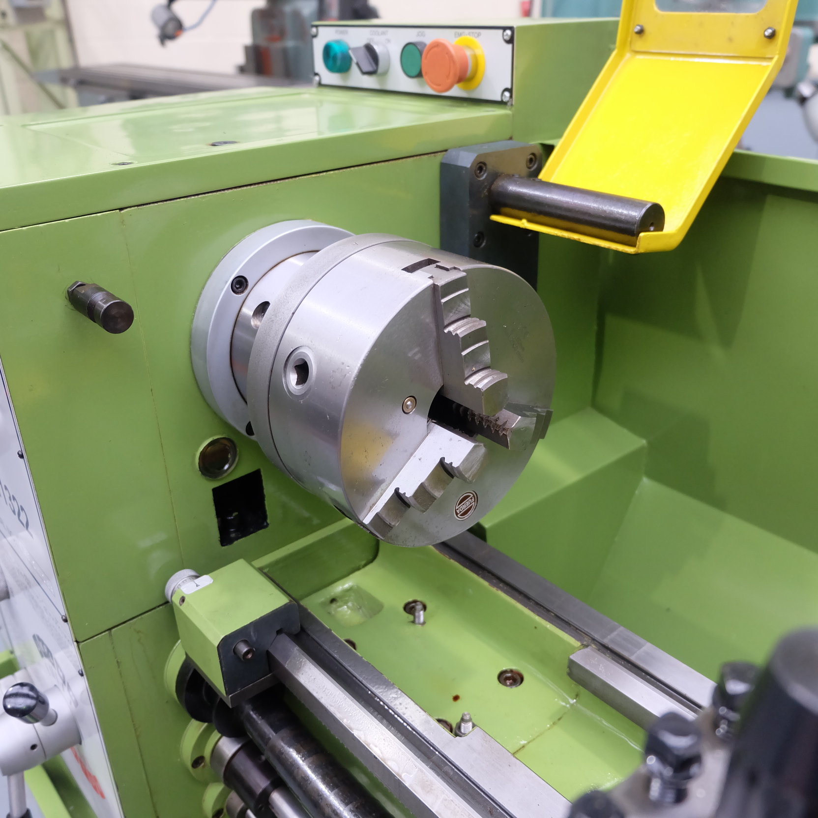 Warco Model GH 1322: Gap Bed Centre Lathe. - Image 10 of 10