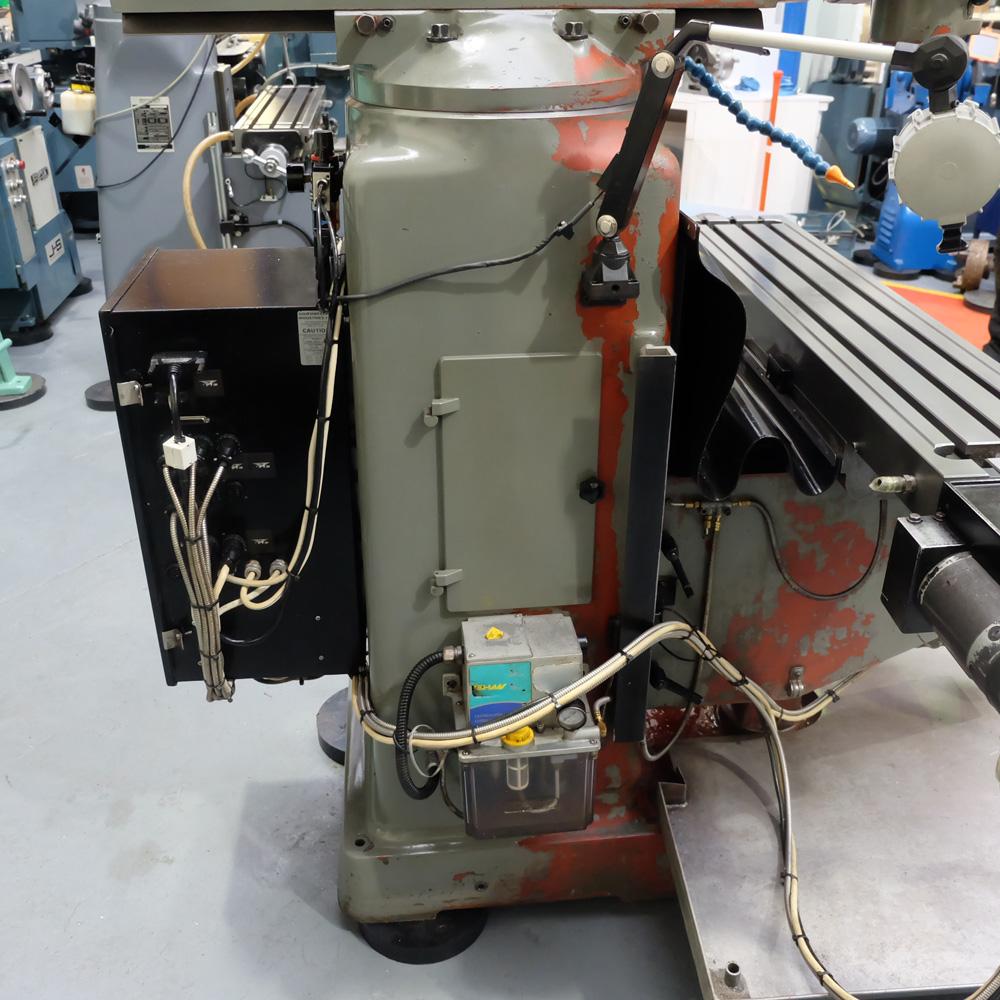 KRV Pro 2000: Turret Milling Machine. - Image 9 of 11