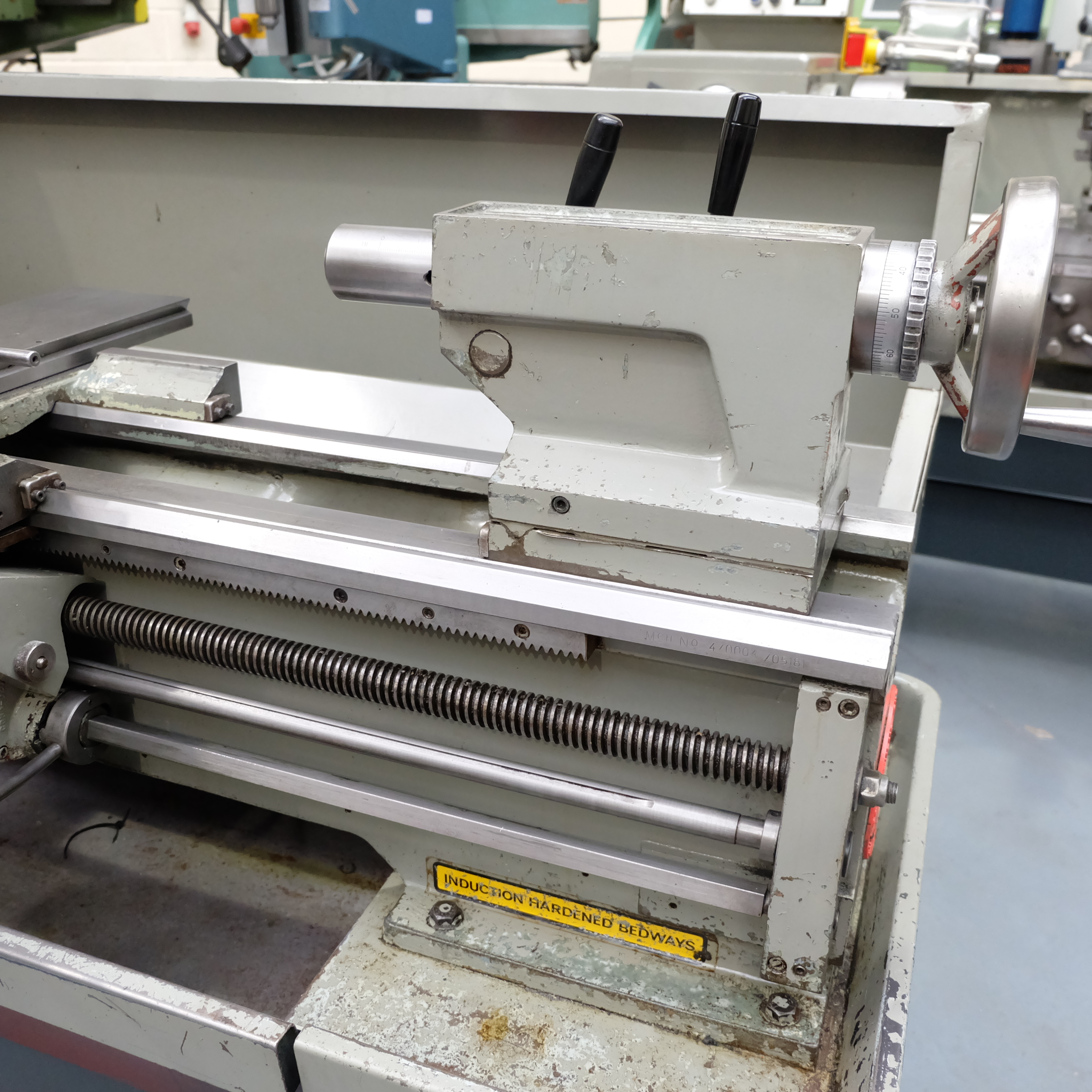 Colchester Student Gap Bed Centre Lathe. - Image 7 of 7