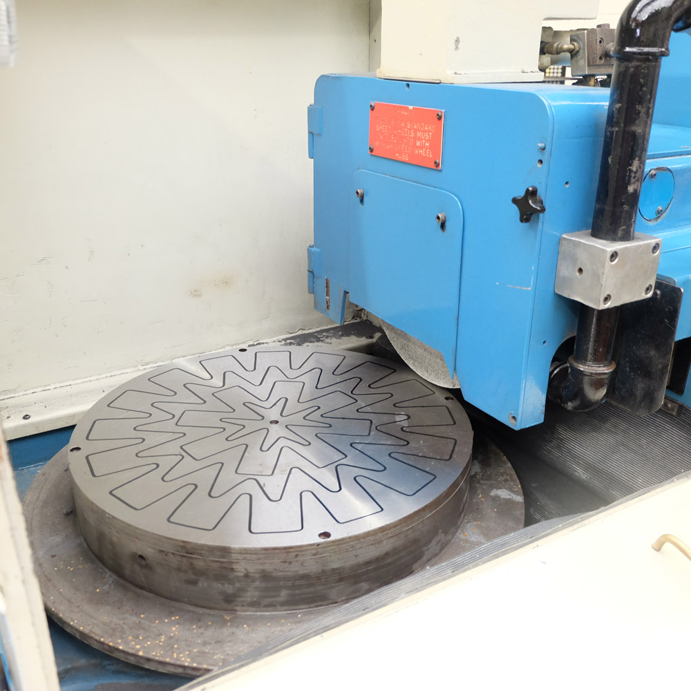 Abwood Type RG1 Tool Room Ring Grinder. Table Size 500mm. - Image 2 of 8