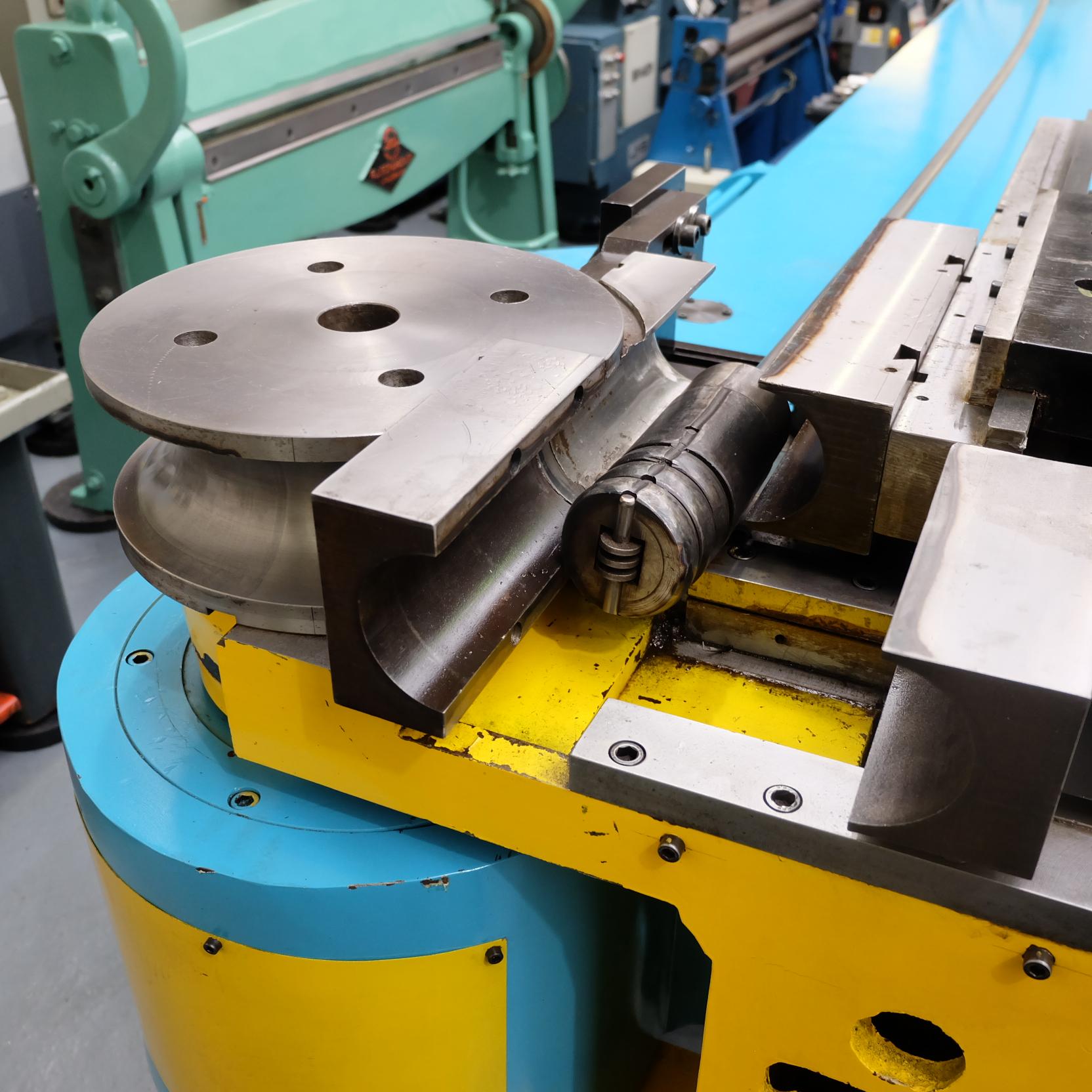 Superda Type DW114 Mandrel Type N C Tube Bender. - Image 6 of 16