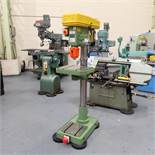 Warco Model DT-25: Floor Standing Pillar Drill.