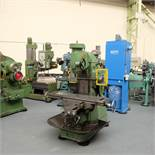 Richmond No 3V Vertical Milling Machine.