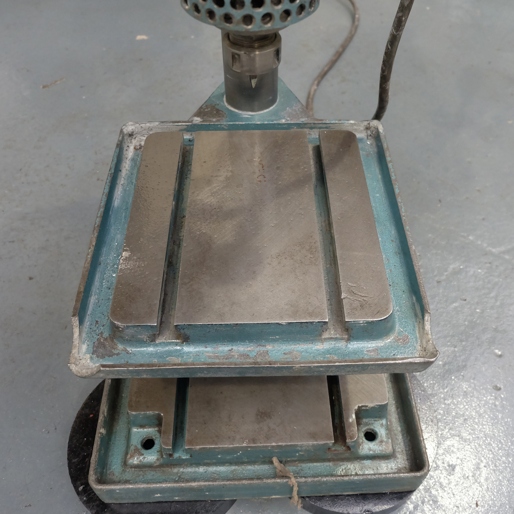 Meddings Type LF2 Bench Drill. Spindle Speeds 500-4000rpm. - Image 4 of 5