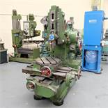 "Butler 8"" Precision Toolroom Slotter. Table Diameter 20"". Throat 20""."
