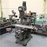 Ajax Model AJT4: Turret Milling Machine.