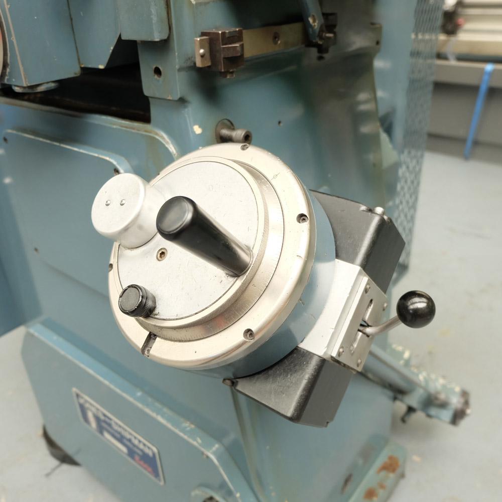 "Jones & Shipman Type 540L Surface Grinder. Capacity 18"" x 6"". Height Under Wheel 16"". - Image 4 of 6"