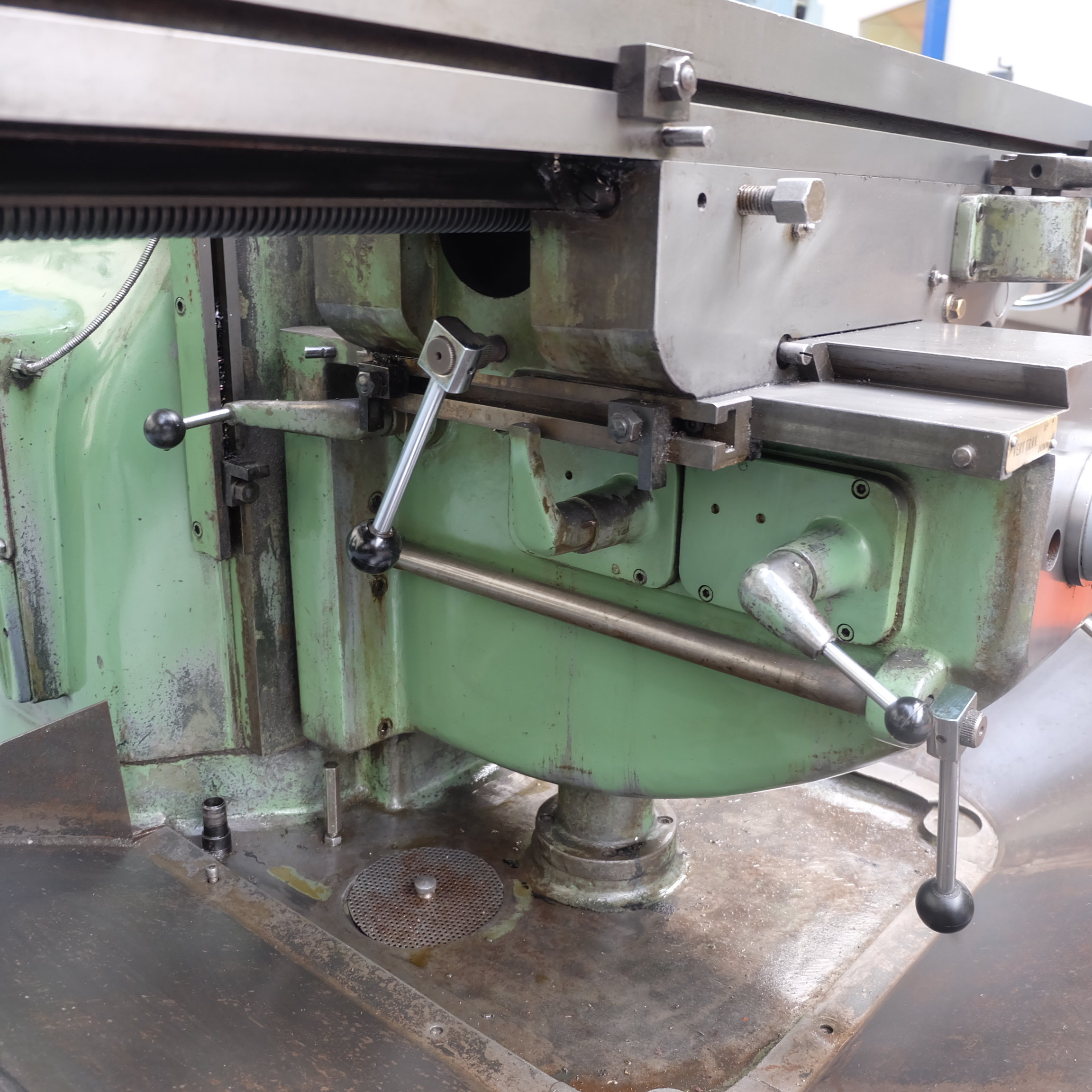Richmond No 3V Vertical Milling Machine. - Image 12 of 12