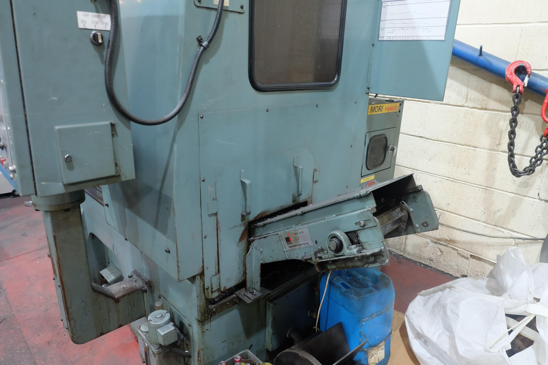 Mori Seiki SL-2H CNC Turning Lathe With Fanuc 11T Control. - Image 11 of 17