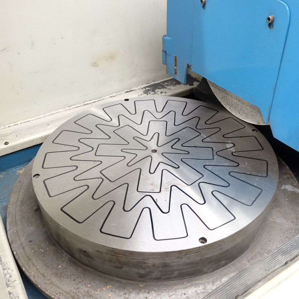 Abwood Type RG1 Tool Room Ring Grinder. Table Size 500mm. - Image 3 of 8