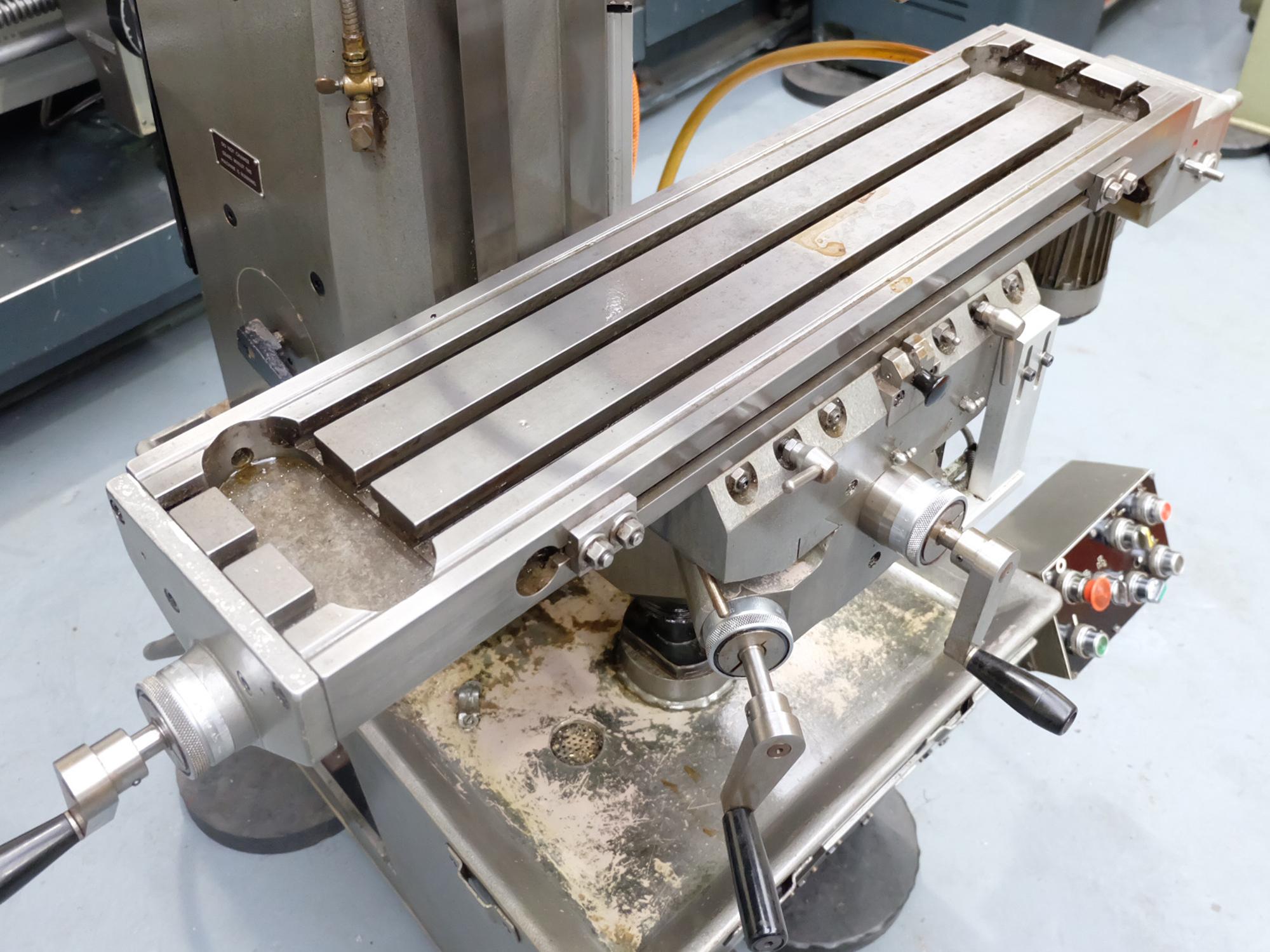 Veceroy AEW: Horizontal Milling Machine. - Image 5 of 10