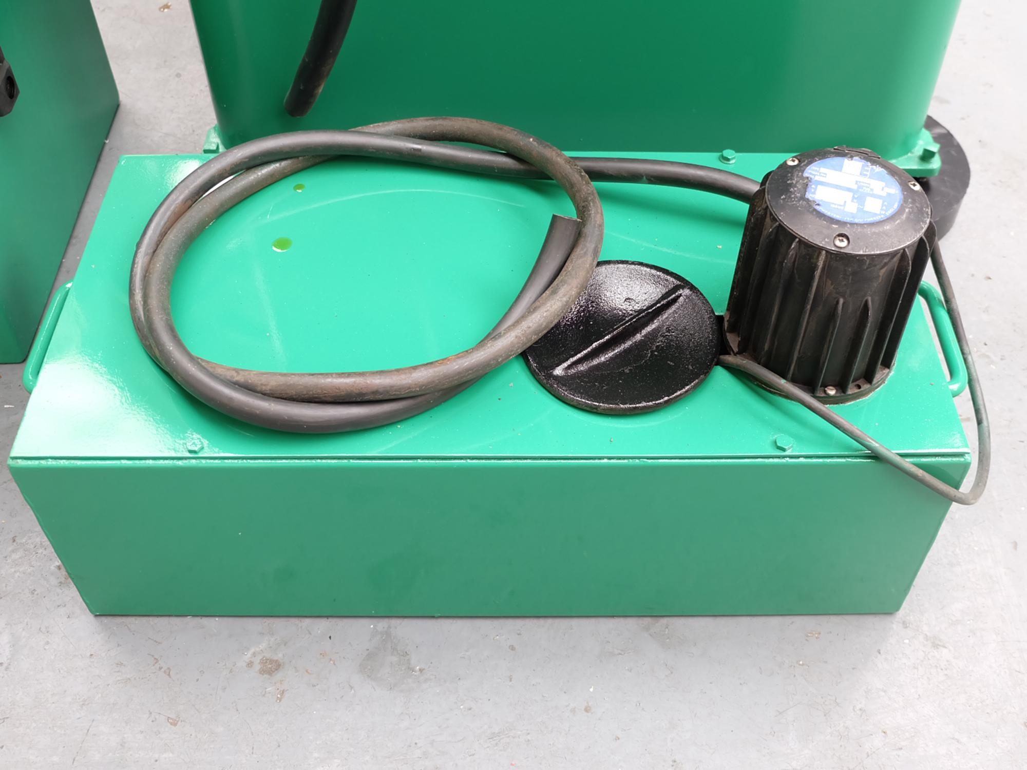 Myford MG12-HA Hydraulic Cylindrical Grinder. - Image 13 of 13