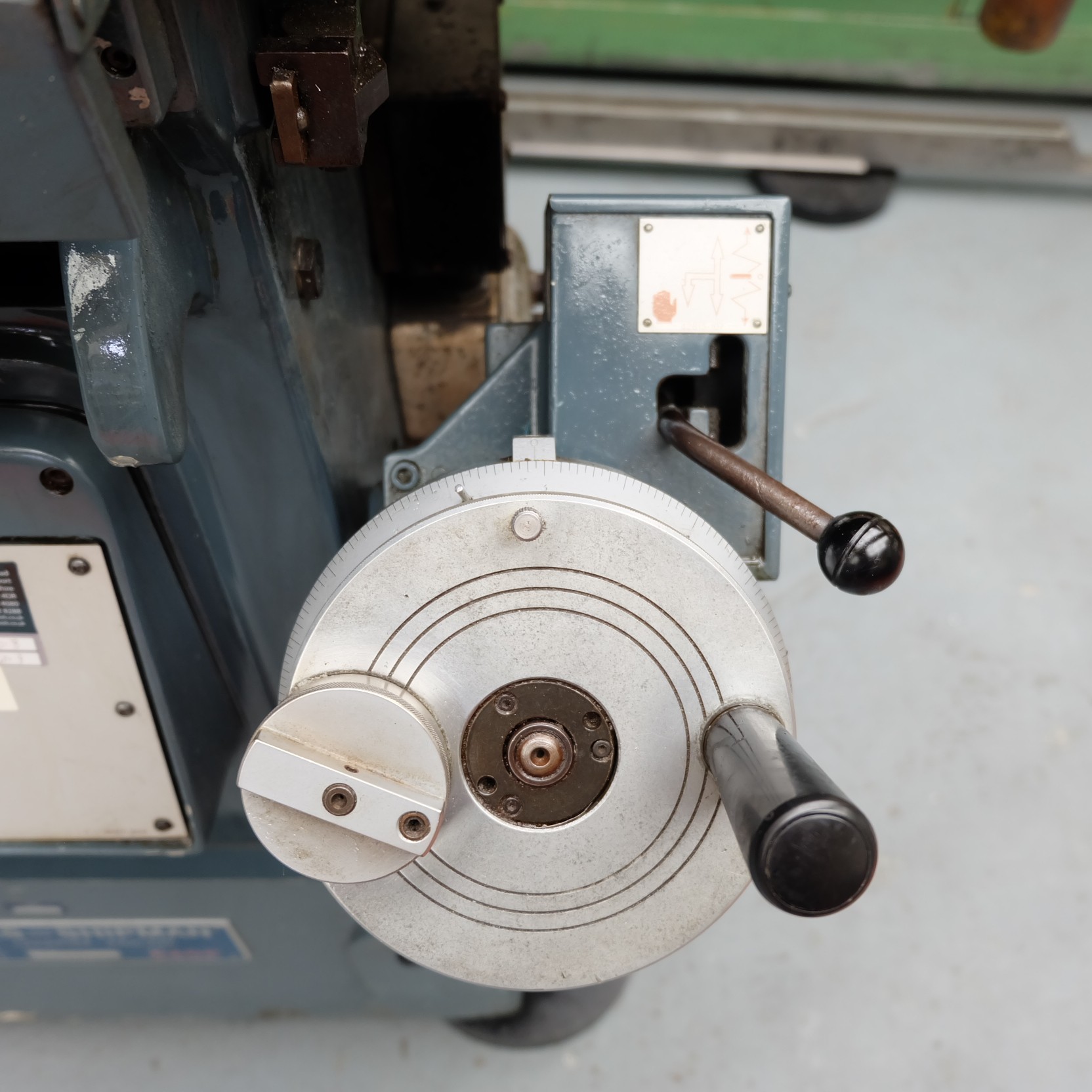 "Jones & Shipman 540P Tool Room Surface Grinder. Capacity 18"" x 6"". - Image 5 of 7"