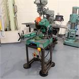 Pedrazzoli Type Brown 300: Bench Top Chop Saw. Blade Diameter 300mm.