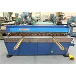 Edwards Type Truecut DD Power Sheet Metal Guillotine.
