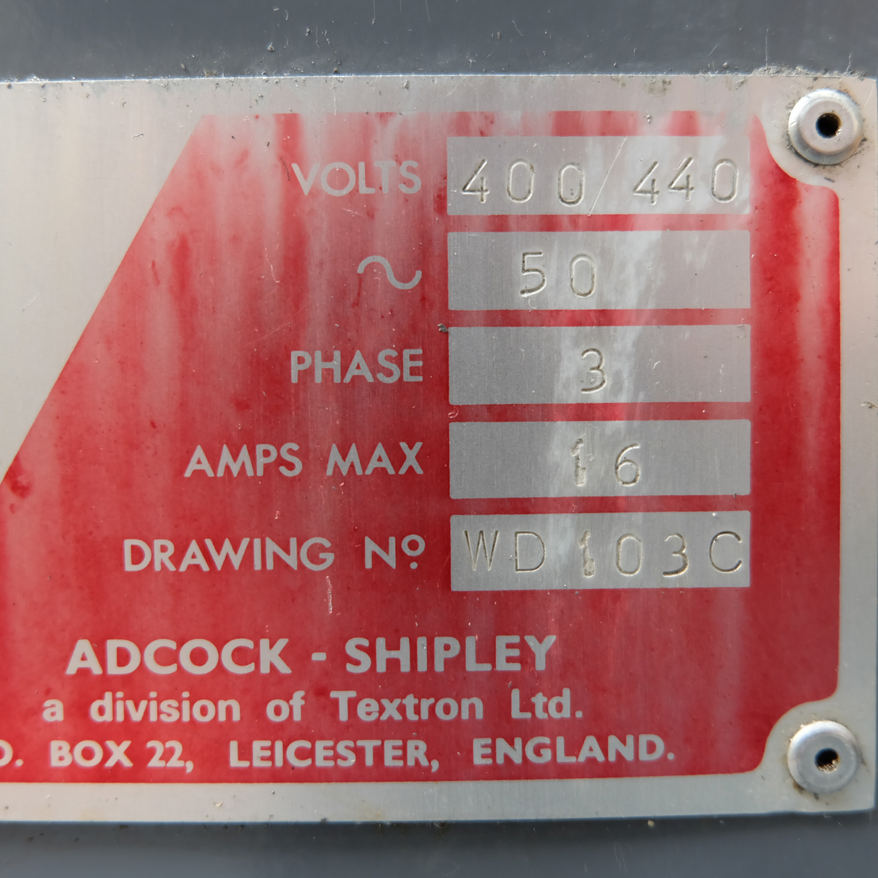 "Bridgeport J Type Turret Miller. Table Size 42"" x 9"". - Image 11 of 13"
