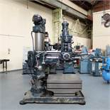 "Archdale: 3'6"" Radial Arm Drill. Spindle Speeds 40-2000rpm."