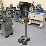 "Meddings Model DTF: Pillar Drill. Speeds 500-4000rpm.Throat 71/2"". 1/2"" Drill Chuck. 3 Phase."