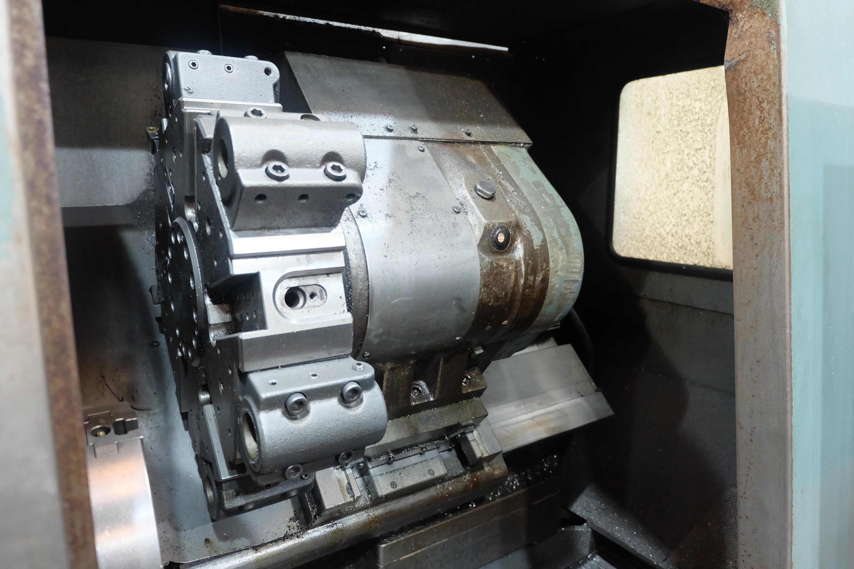 Mori Seiki SL-2H CNC Turning Lathe With Fanuc 11T Control. - Image 2 of 17