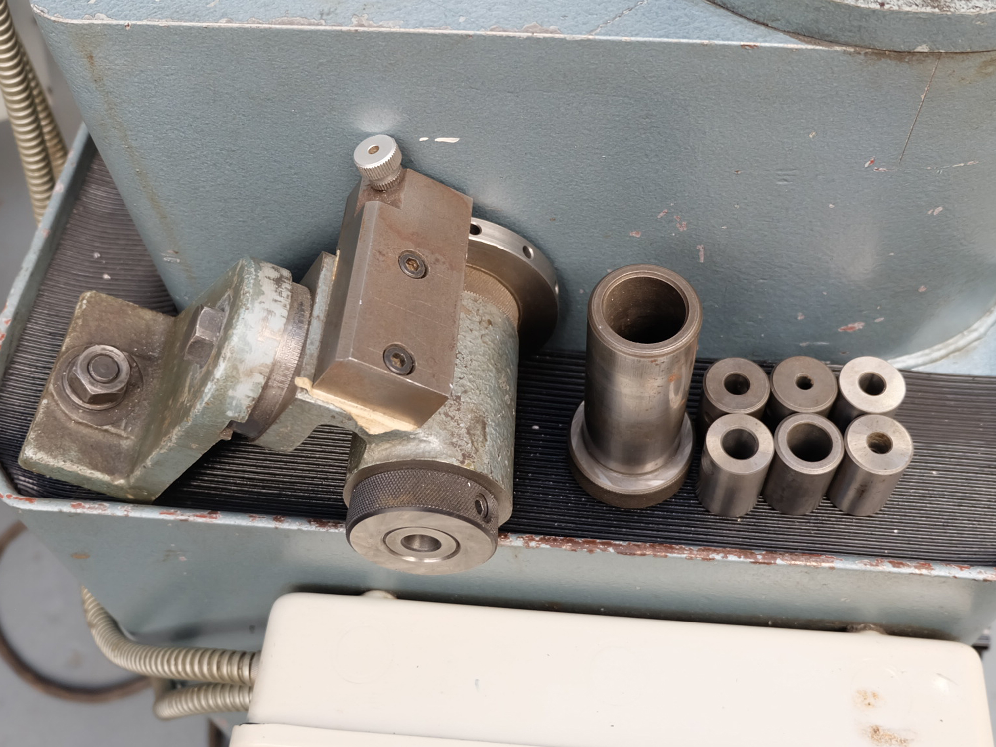 """Clarkson MKII Tool & Cutter Grinder. Capacity 12"""" x 6"""" Diameter. - Image 5 of 6"""