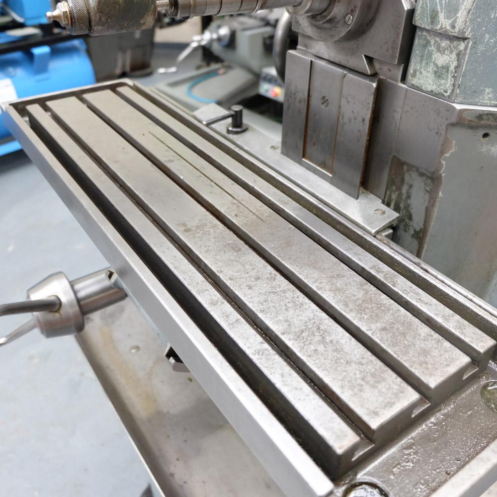 Aciera F3: Horizontal Milling Machine. - Image 4 of 10