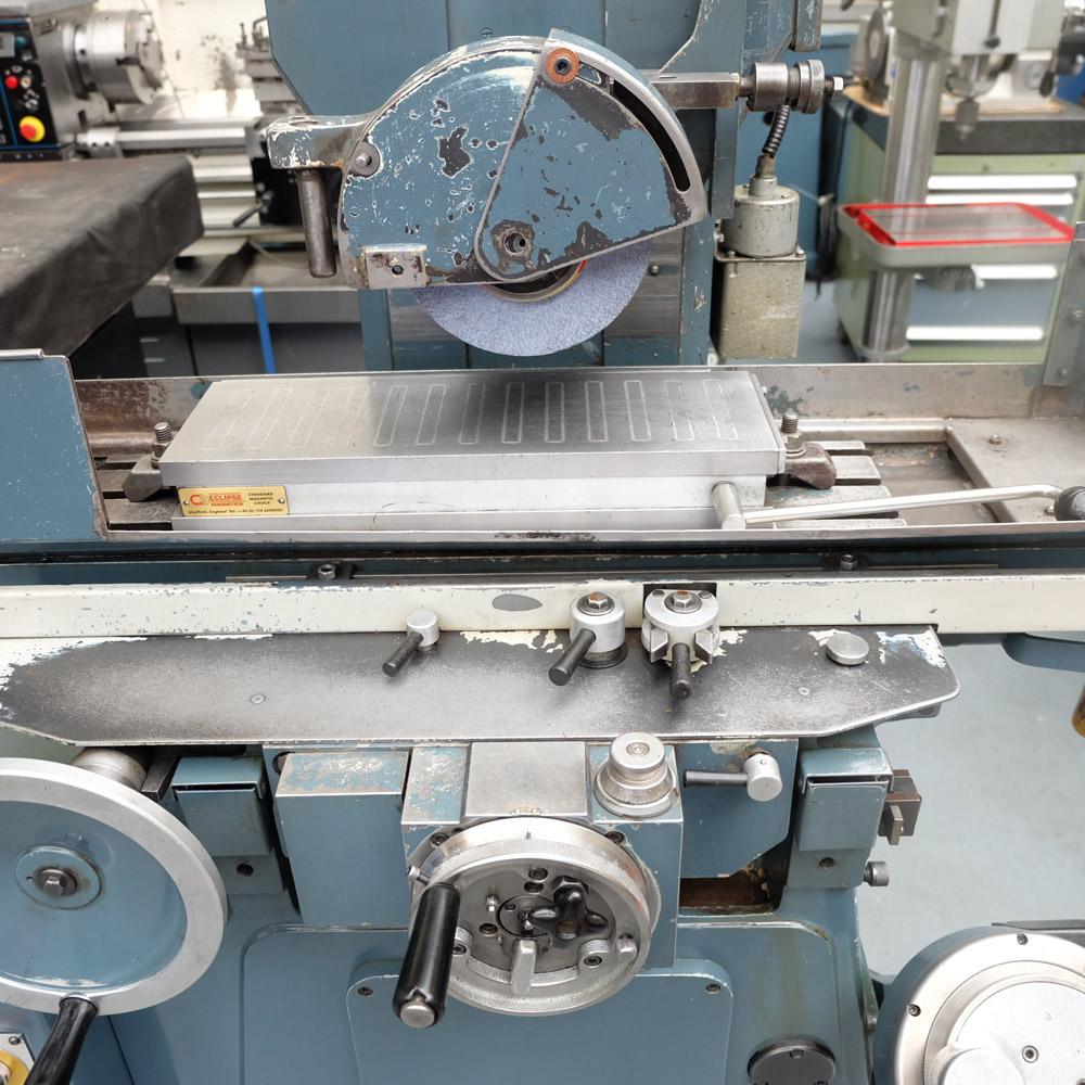 "Jones & Shipman Type 540L Surface Grinder. Capacity 18"" x 6"". Height Under Wheel 16"". - Image 3 of 6"