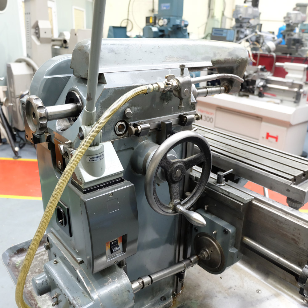 Aciera F3: Horizontal Milling Machine. - Image 6 of 10