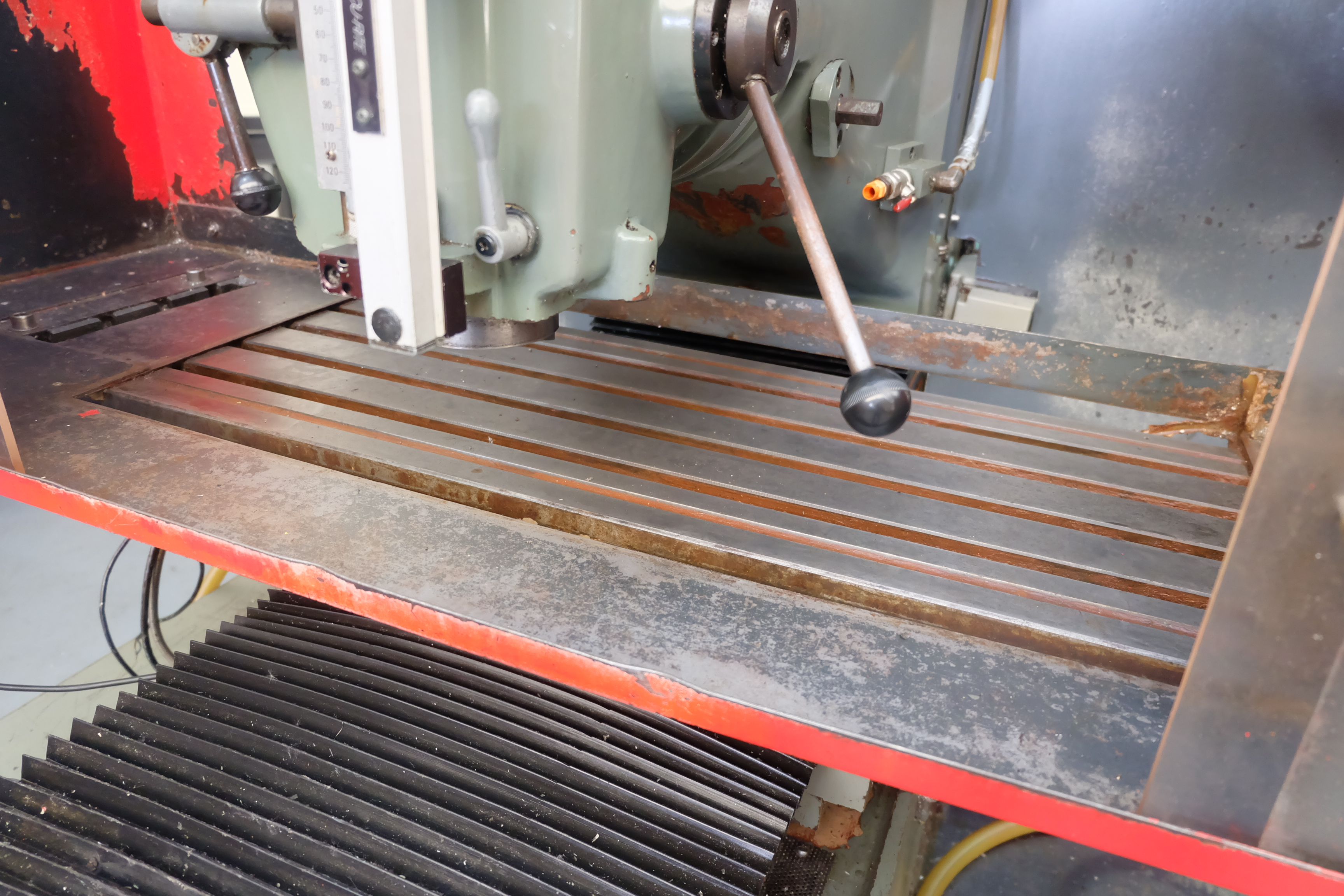 "2 x XYZ Type DPM Milling Machines Table 42"" x 12 1/2"". Prototrak MX3 Control. For Spares or Repair. - Image 4 of 21"
