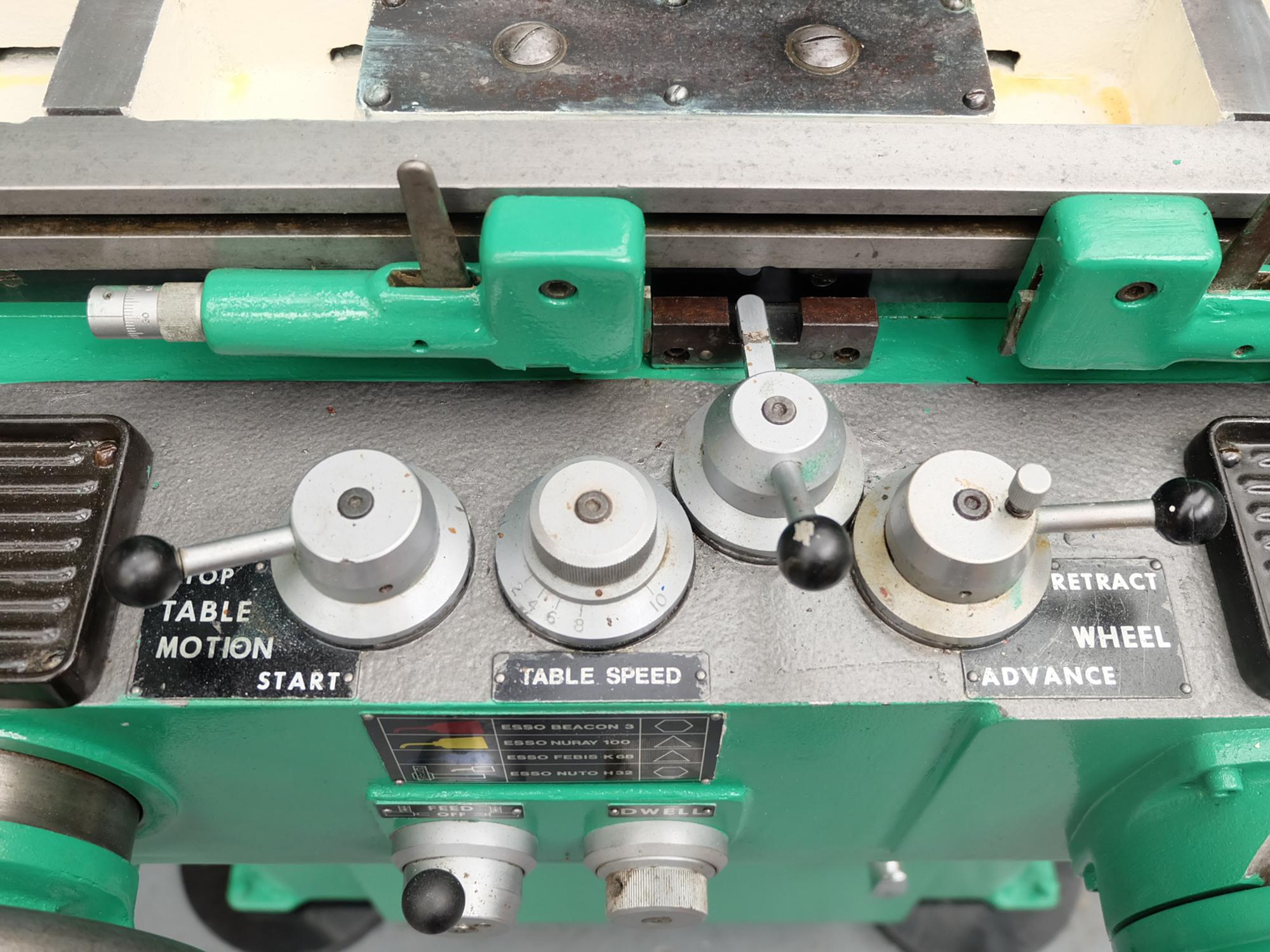 Myford MG12-HA Hydraulic Cylindrical Grinder. - Image 5 of 13