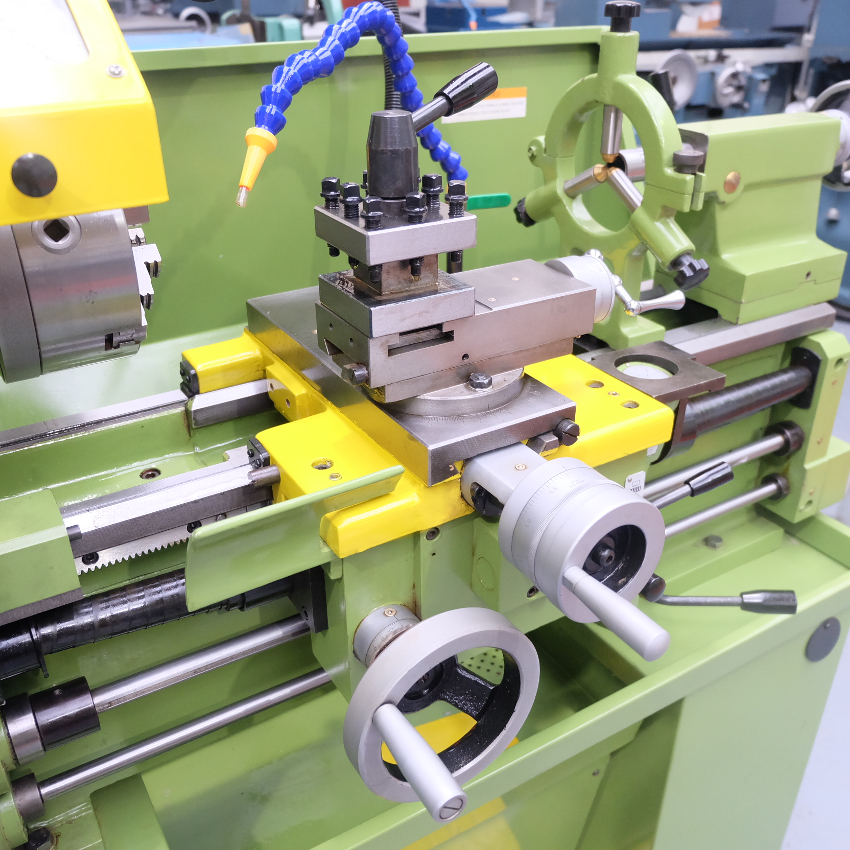 Warco Model GH 1322: Gap Bed Centre Lathe. - Image 4 of 10