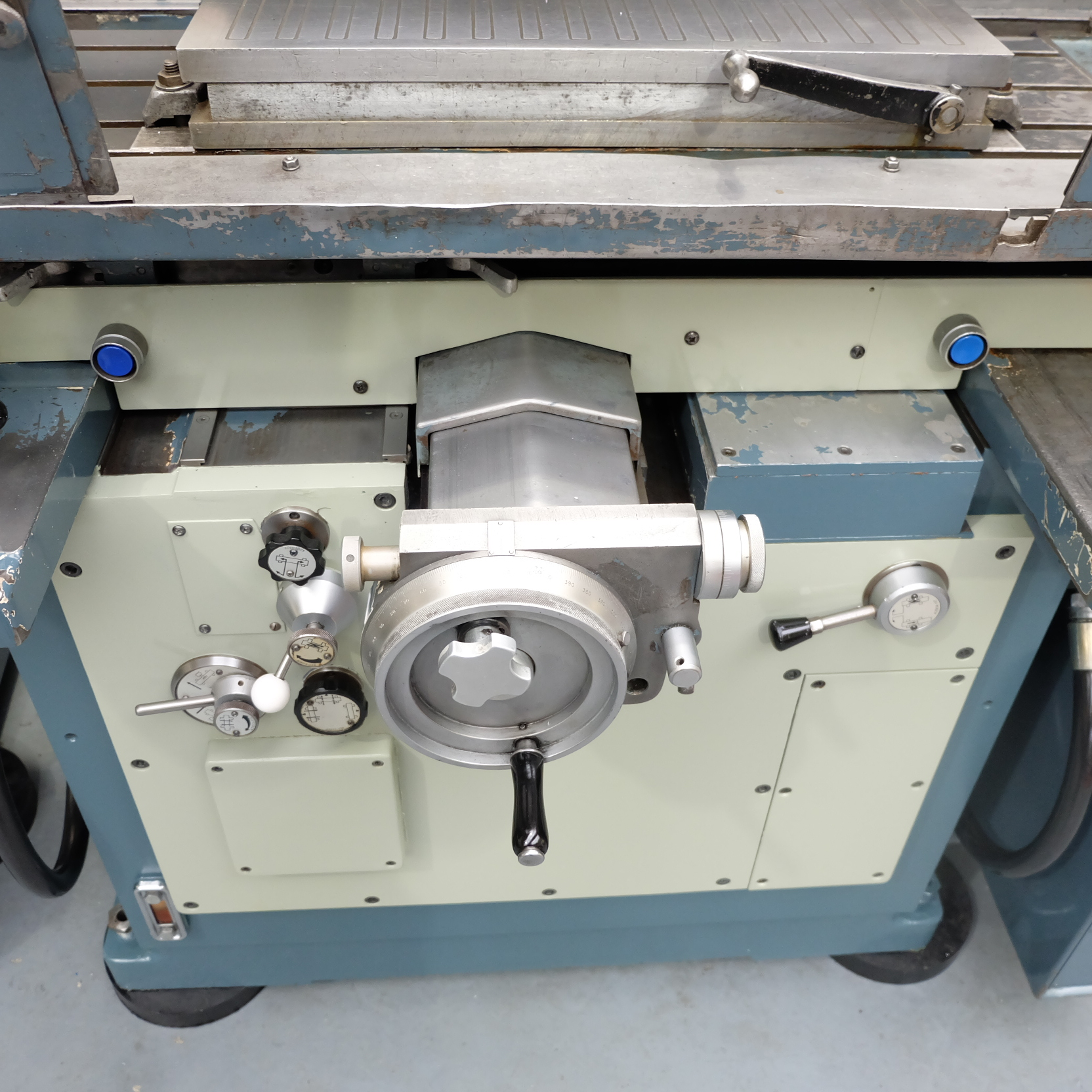 Jones & Shipman Type 1415 Toolroom Surface Grinder. With Magnetic Chuck & Coolant Tank. - Image 6 of 14
