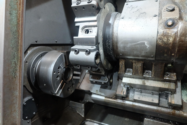 Mori Seiki SL-2H CNC Turning Lathe With Fanuc 11T Control. - Image 3 of 17