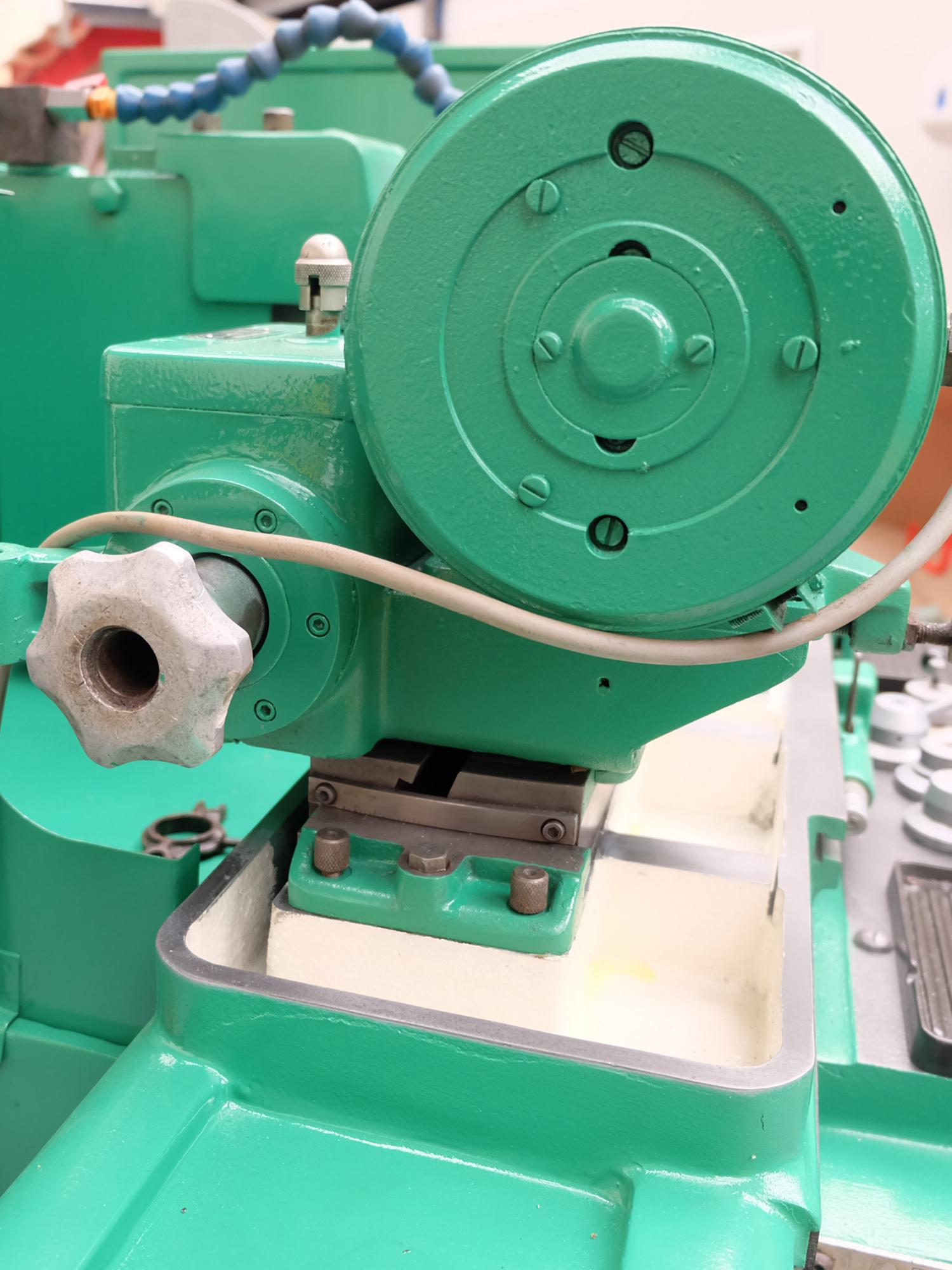 Myford MG12-HA Hydraulic Cylindrical Grinder. - Image 7 of 13