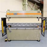 K&B: Down Stroke Hydraulic Press Brake.
