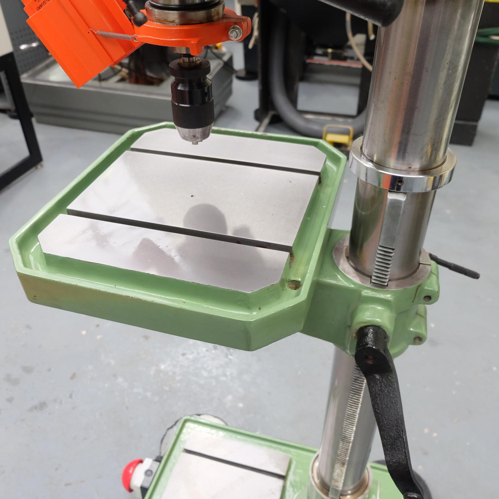 Warco Model DT-25: Floor Standing Pillar Drill. - Image 7 of 8
