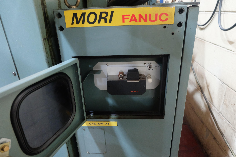 Mori Seiki SL-2H CNC Turning Lathe With Fanuc 11T Control. - Image 9 of 17
