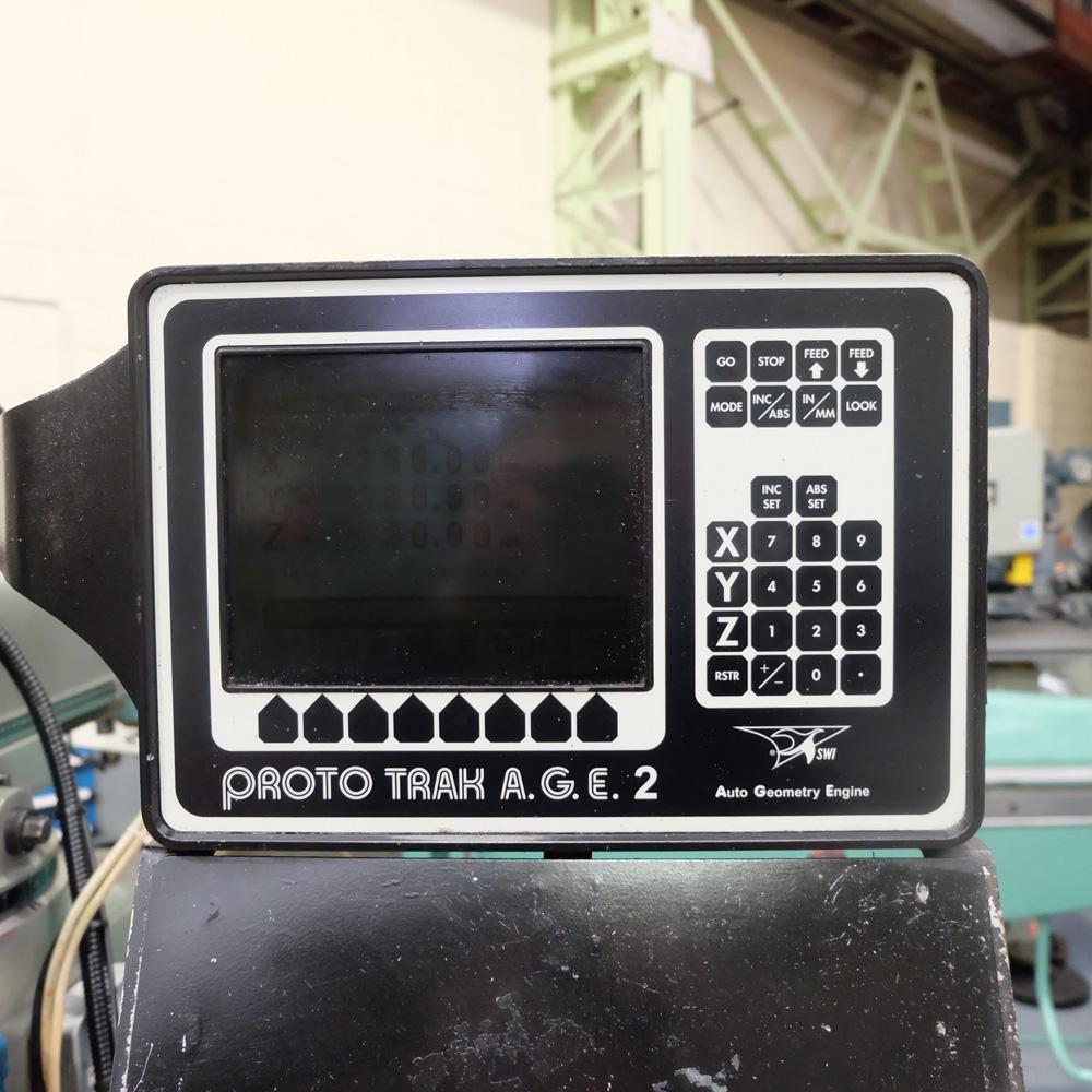 KRV Pro 2000: Turret Milling Machine. - Image 6 of 11