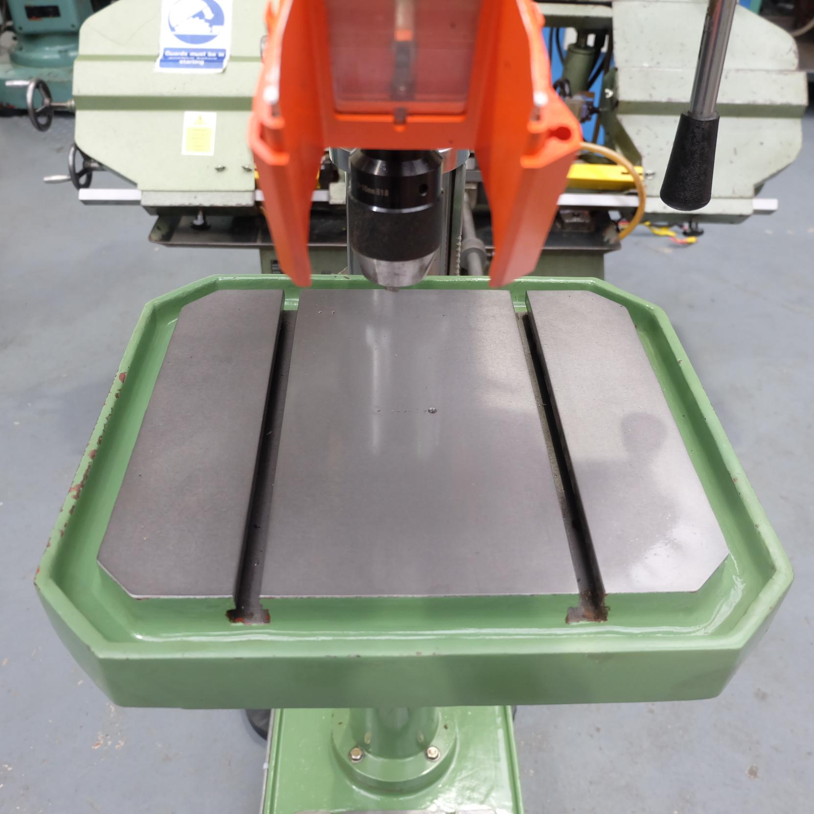 Warco Model DT-25: Floor Standing Pillar Drill. - Image 6 of 8