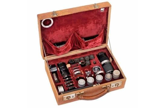 Leica-Schraub-Objektive und Zubehör Leitz, Wetzlar  1