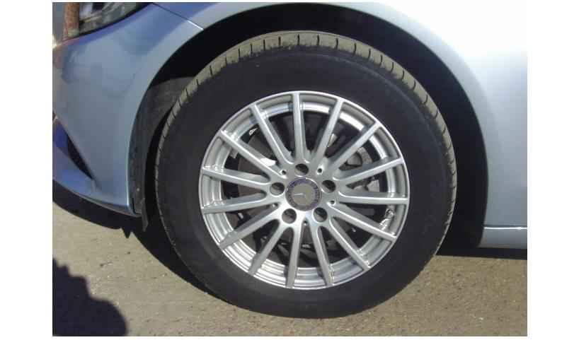 Lot 2 - Mercedes Benz C Class C22OSE Blue Tec 5 Door Auto Diesel Estate -66,000 Miles – March 2015 One