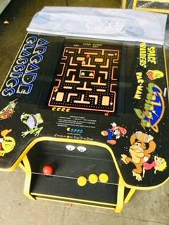 Lot 24A - Table Top Arcade Machine – Brand New – 60 Games – NO VAT
