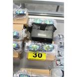 (2) SETS OF IKKOS VR GOOGLES AND BLACK BOX VIRTUAL REALITY SMARTPHONE HOLDERS