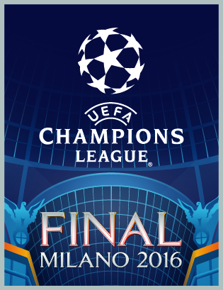 Lot 21 - Guests of UEFA for the Champions League Final