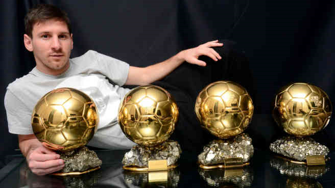 Lot 2 - Exclusive invitation as guests of FIFA to attend the FIFA Ballon d'Or Awards 2016
