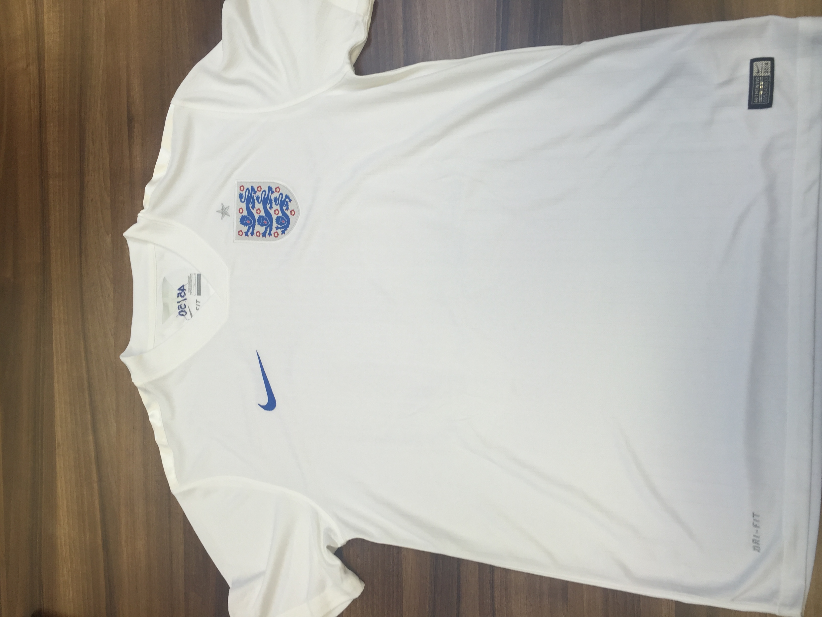 Lot 9 - Wayne Rooney personally donates a 50th Celebration Shirt Signed, Dedicated and Framed
