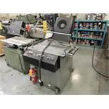 Speed-Dri Drying Unit Model 4560 On Kirk Rudy Base Model 219V, S/N 898-310